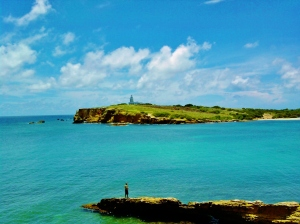 The ends of the Earth. Playa Sucia