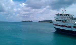Ferry to Vieques.