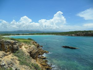 Playa Sucia - the most beautiful place I have ever seen.